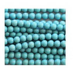Perle 3mm Turquoise