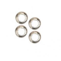Perle métal anneau 9mm