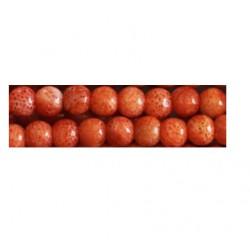 Perles corail 4mm