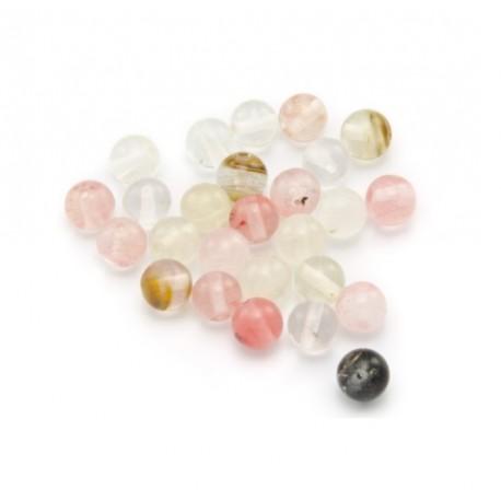 Quartz cherry multi 6mm