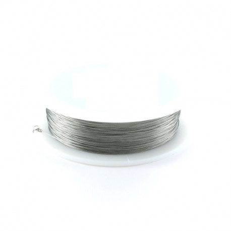 Fil cablé 0.31mm / la bobine