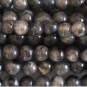 Labradorite noire 4mm