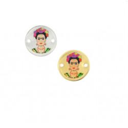 Intercalaire Frida Kahlo 15mm