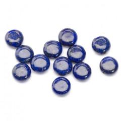 Perle palet Lapis-Lazili 10mm