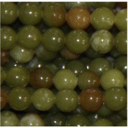 Jade naturel 6mm