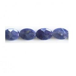 Perle ovale Sodalite