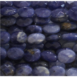 Perle ovale Sodalite petite
