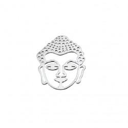 Bouddha 3cm Argent 925