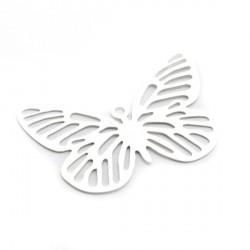 Papillon métal 29x12mm