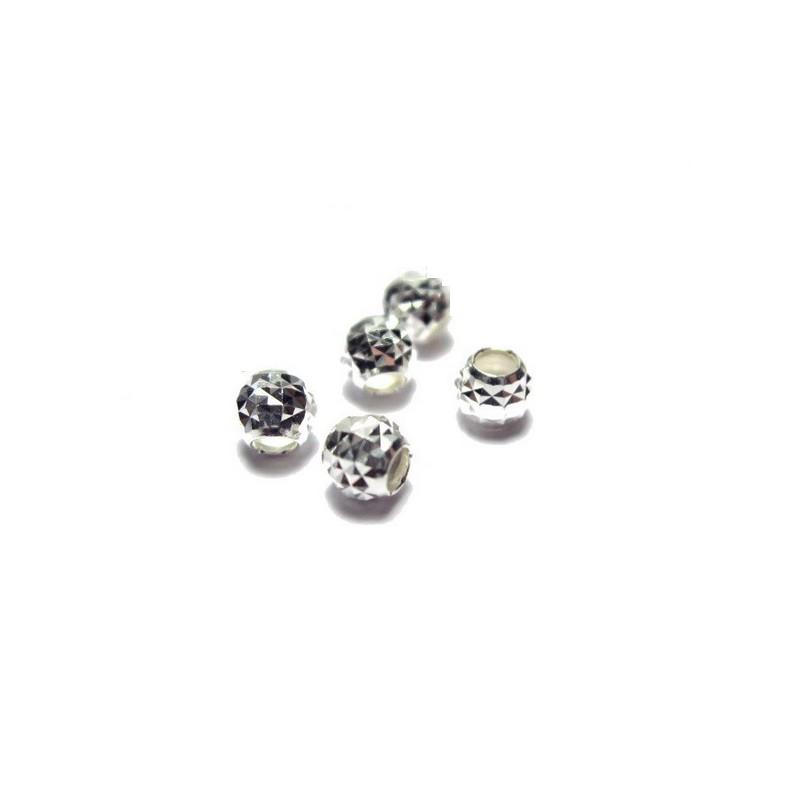 perles en argent 925