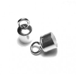 Embout 6mm Argent 925