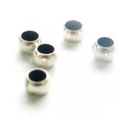 Perles à écraser 3mm argenté / bronze / doré