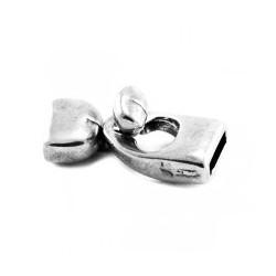 Fermoir métal 35x15mm
