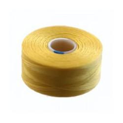 Fil C-lon jaune doré D 0,06 MM