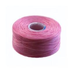 Fil C-lon rose foncé D 0,06 MM