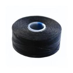 Fil C-lon noir D 0,06 MM