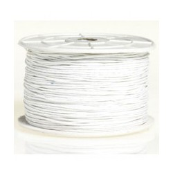 Coton ciré 2mm blanc