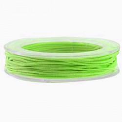 Elastique 1mm vert