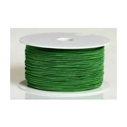 Fil synthétique 1mm vert foncé