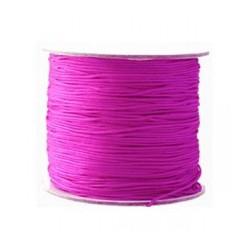 Fil synthétique 1mm violet