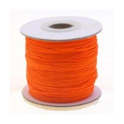 Fil synthétique 1mm orange
