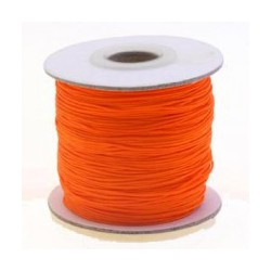 Fil synthétique 0.7mm orange