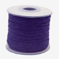 Fil synthétique 0.7 violet foncé