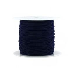 Fil synthétique 0.7mm bleu marine