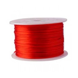 Queue de rat 1.5mm rouge