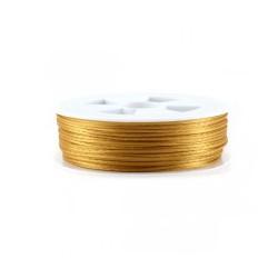 Queue de rat 2.5mm doré