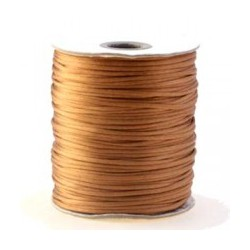 Queue de rat 2.5mm marron glacé