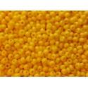 Rocaille jaune opaque