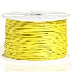Coton ciré 1MM jaune