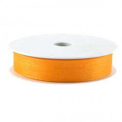 Rubran Organza 1cm orange