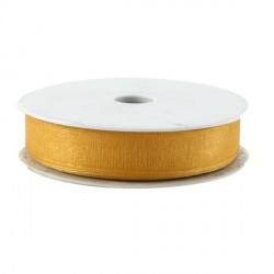 Rubran Organza 1cm jaune safran