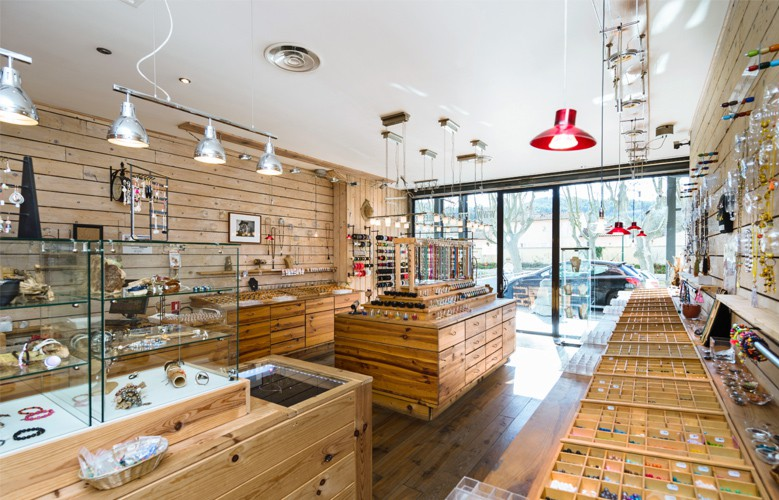 Boutique de La Palette de Perles à Aix-en-Provence